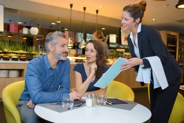 integrité accueil restaurant