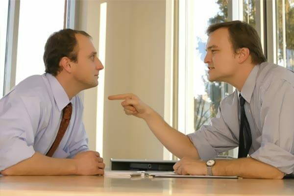 gerer l'agressivité verbale