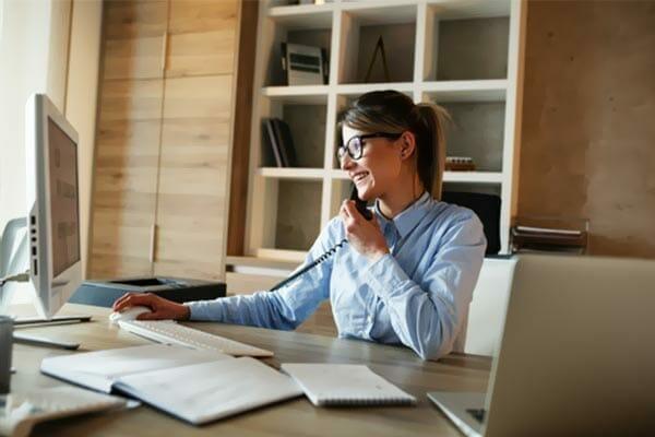 vendre negocier par téléphone